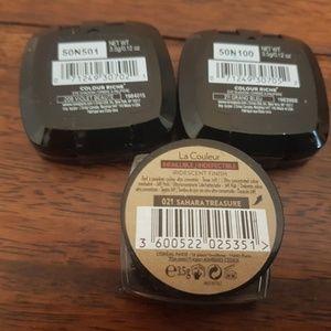 L'Oreal Makeup - 3 L'ORÉAL Eyeshadow